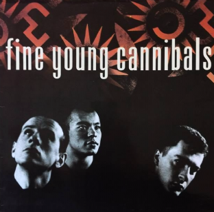 Fine Young Cannibals ‎- Fine Young Cannibals (LP) (VG++/VG-EX)